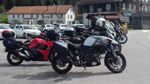 Col de la Schlucht - Black Forest and Vosges Motorcycle Tour