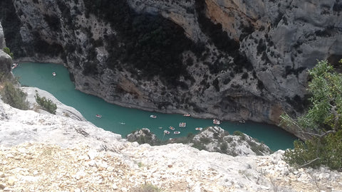 Gorges du Verdon - Alps motorcycle tour