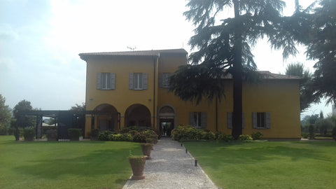 Our hotel in Bologna - British Bike Tours