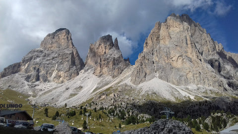 The Dolomites - British Bike Tours