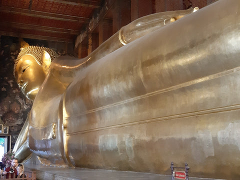 Thailand and Laos Motorcycle Tour - Temple of Reclining Buddha