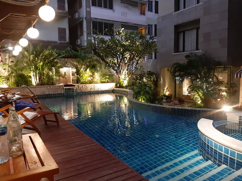 Thailand and Laos Motorcycle Tour - Boutique Hotel, Bangkok