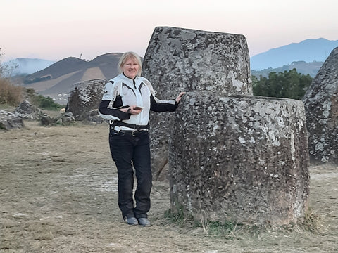 Thailand and Laos Motorcycle Tour - Plain of Jars