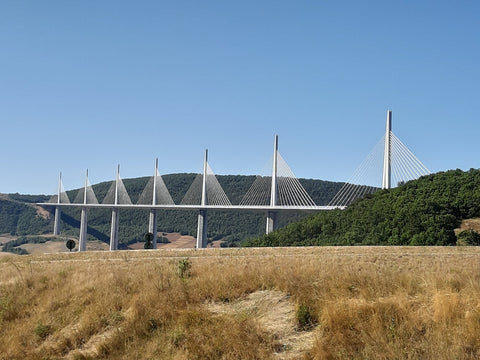 Millau Bridge - Bridge in Sky Motorcycle Tour