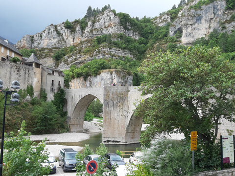 Gorges Du Tarn - Bridge Motorcycle Tour