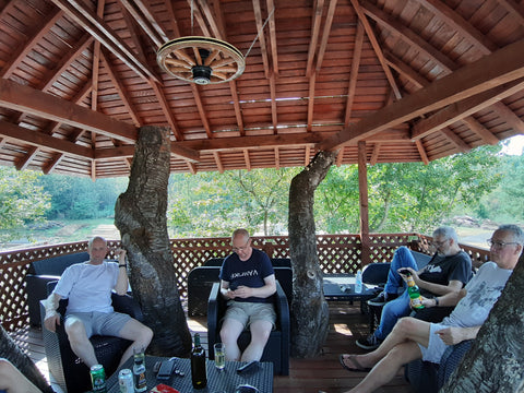 The Tree House - Balkans Motorcycle Tour