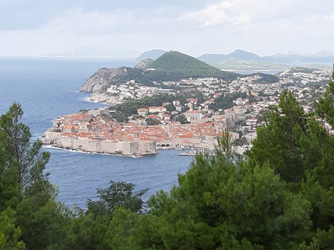 Beautiful Dubrovnik - Balkans Motorcycle Tour