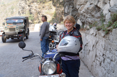 Lorraine in the Himalaya