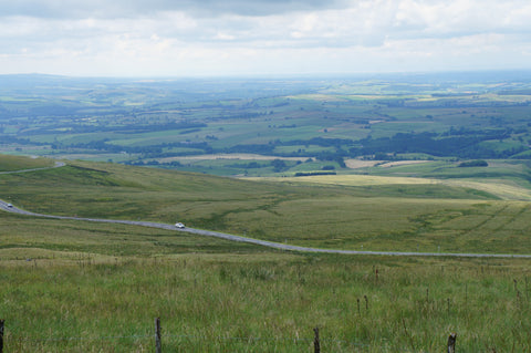 View from Hartside