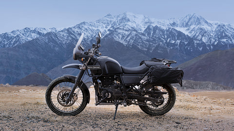 Royal Enfield Himalaya Motorcycle