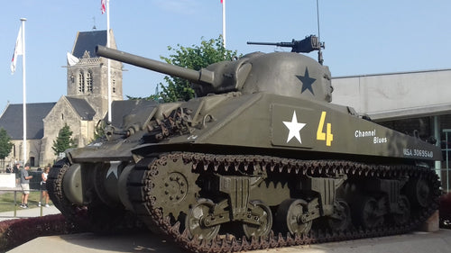 Normandy D-Day Landings Motorcycle Tour