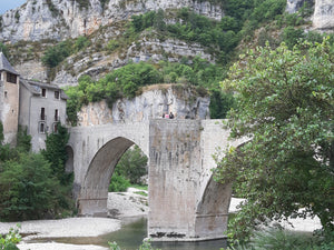 The Bridge in The Sky & Gorges Du Tarn Motorcycle Tour