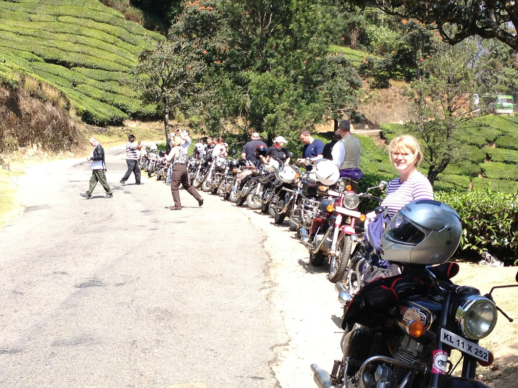 Southern India Motorcycle Tour