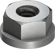 flange nuts icon