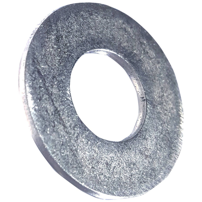 "1/2"" Flat Washers Stainless Steel 18-8, Commercial Standard Qty 50"