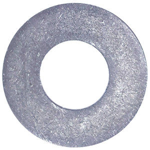 "9/16"" Flat Washers Stainless Steel 18-8, Commercial Standard Qty 50"