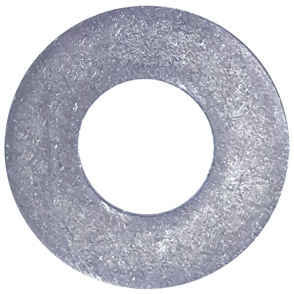 #10 Flat Washers Stainless Steel 18-8, Commercial Standard Qty 100