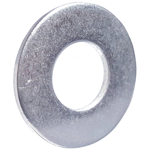 #2 Flat Washers Stainless Steel 18-8, Commercial Standard Qty 100