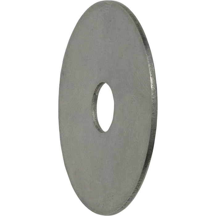 "3/8"" x 2"" Fender Washers Large Diameter Stainless Steel 18-8 Qty 25"