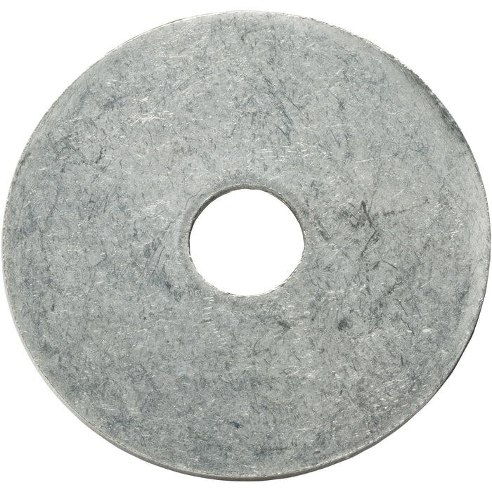 "1/4"" x 2"" Fender Washers Large Diameter Stainless Steel 18-8 Qty 25"