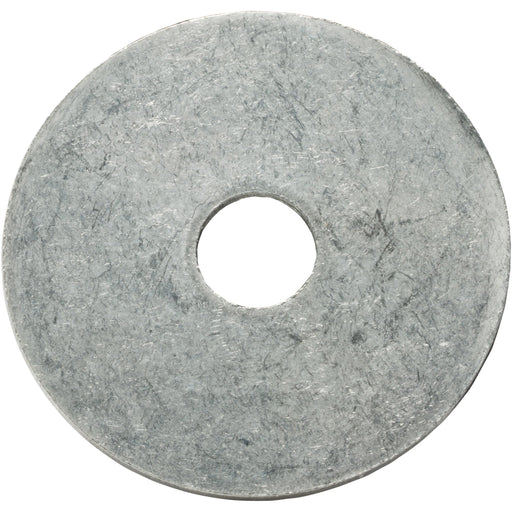 "1/4"" x 1-1/2"" Fender Washers Large Diameter Stainless Steel 18-8 Qty 25"