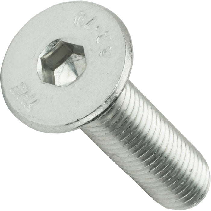 "6-32 x 7/16"" Flat Head Socket Cap Screws 316 Stainless SteelQty 100"