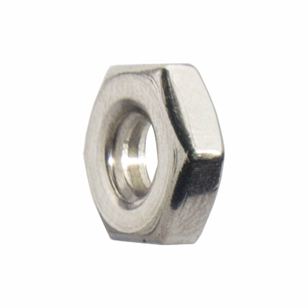 #10//32 Qty-100 Square Nut 18-8 Stainless Steel