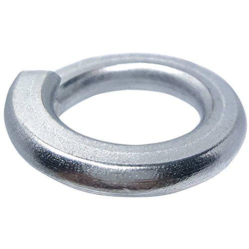 "1"" Medium Split Lock Washers Stainless Steel 18-8 Qty 10"