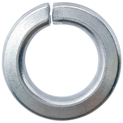 "1/2"" Medium Split Lock Washers Stainless Steel 18-8 Qty 50"