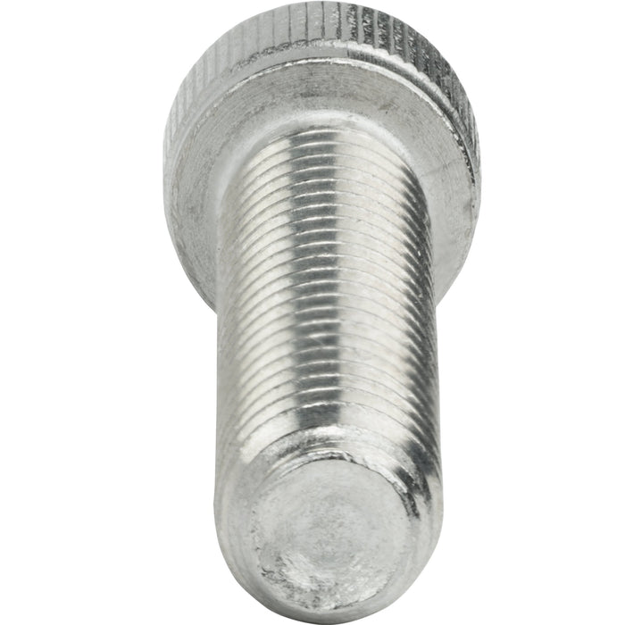 "1/2-13 x 2-1/2"" Socket Head Cap Screws Partial Thread Stainless Steel 18-8 Qty 5"