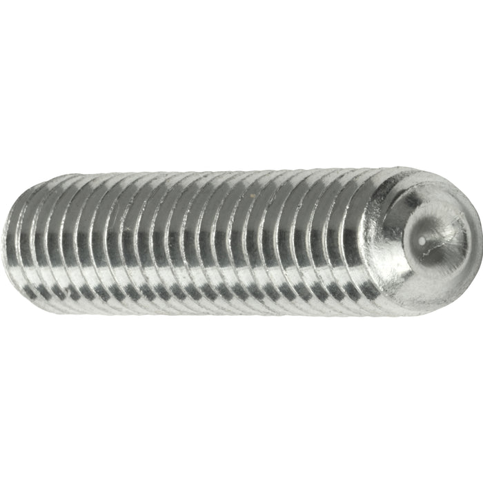M5-0.80 x 20MM Socket Set Screws Cup Point Din 916 Stainless Steel A2 Qty 50