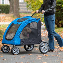 Pet Gear Expedition Pet Stroller - SKU #123 in Blue