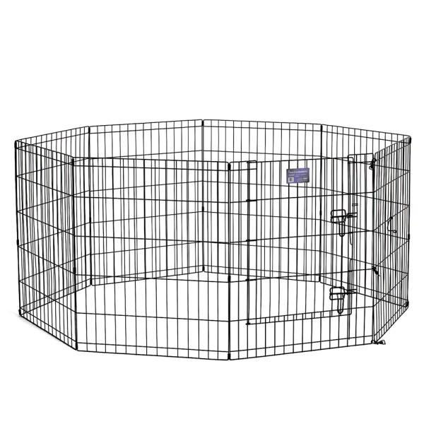 Gates & Fences - Midwest Exercise Pen With Door