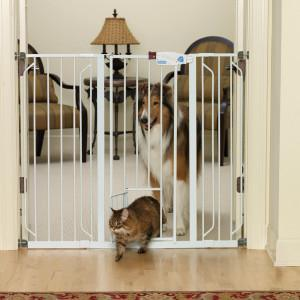 Gates & Fences - Top Paw® Extra Tall Gate