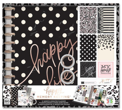 Happy Memory Keeping Box Kit - Happy Life