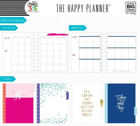 Happy Planner BIG  - Modern Brights