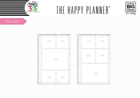 The Happy Planner Mini Page Protectors