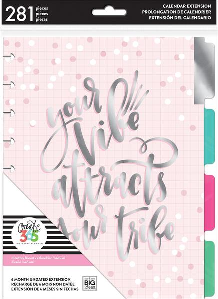 Happy Planner Classic Can Do Extension Pack