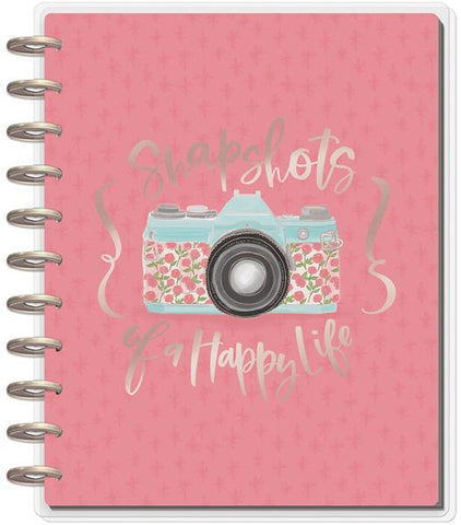 DELUX Happy Memory Keeping BIG Planner - Painted Memories