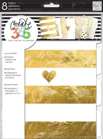 Happy Planner Classic Dividers