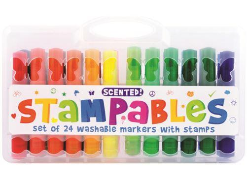 Stampables Scented Markers