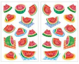 Scratch n Sniff Stickers- Watermelon