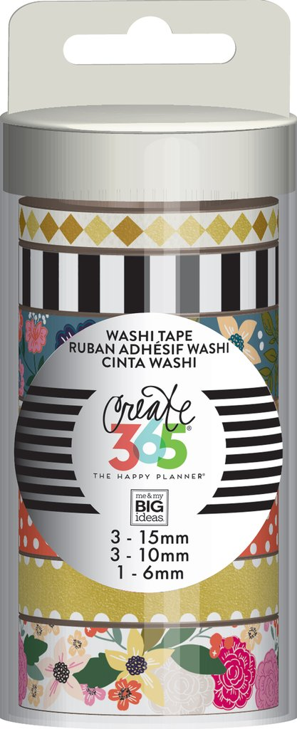 Create 365 Washi Tape - Botanical Garden
