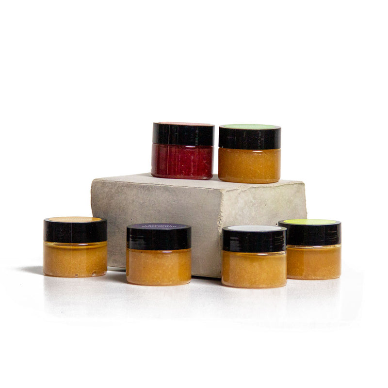 Body Scrub Mini Set