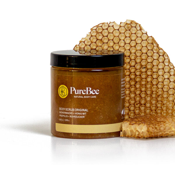 Hi, I'm Pure - The Original Body Scrub!