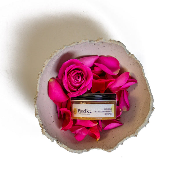 Body Scrub Rose - Limited Edition