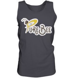 PureBee Vintage Tank Top Men - PureBee Germany