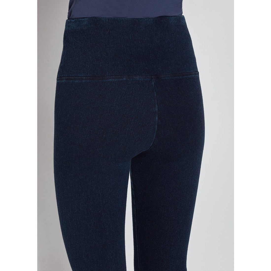 Lysse Denim Legging - Fashion Crossroads Inc