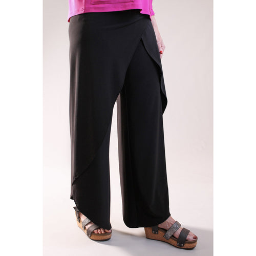 Sympli Rapt Pant in Black - Fashion Crossroads Inc