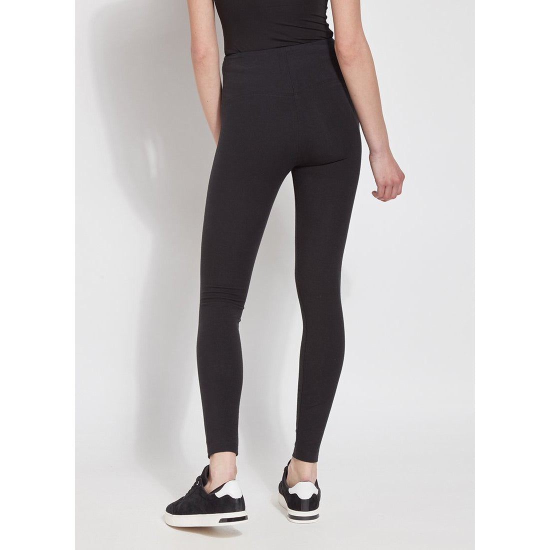 Lysse Ankle Shaper Legging Black - Fashion Crossroads Inc